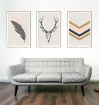 15 Best Collection of Boho Chic Wall Art