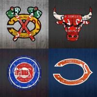 15 Photos Chicago Cubs Wall Art