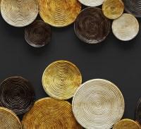 15 Inspirations of Circles 3D Wall Art