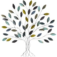 Top 15 of Wrought Iron Tree Wall Art