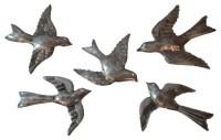 15 Best Metal Wall Art Birds In Flight