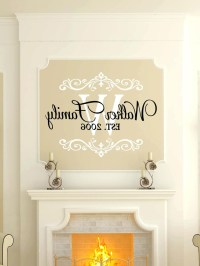 15 Best Collection of Custom Last Name Wall Art