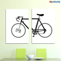 15 The Best Cycling Wall Art
