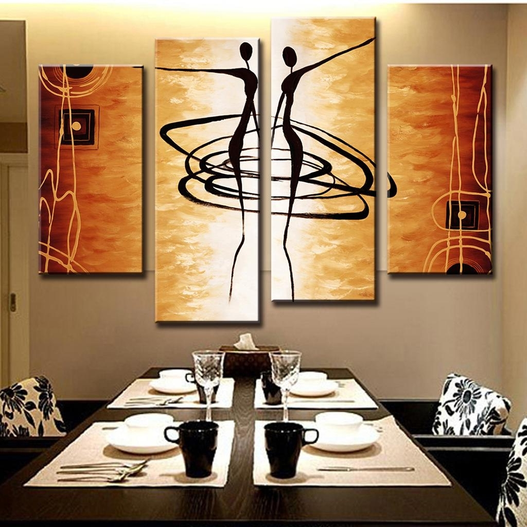 Dining Room Canvas Art