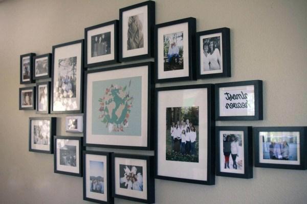 Family Frame Wall Art
