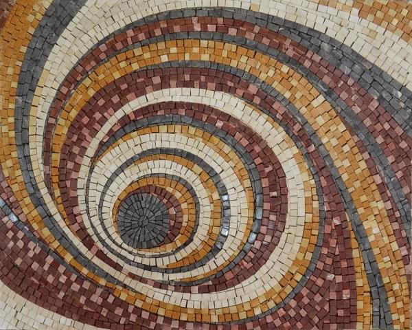 2019 Latest Abstract Mosaic Art Wall
