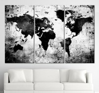 15 Best Collection of Large Black And White Wall Art