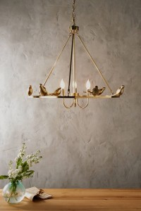15 Collection of Metal Chandelier Wall Art