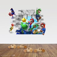 2018 Popular 3D Wall Art For Baby Nursery
