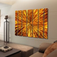 15 Collection of Oversized Modern Wall Art