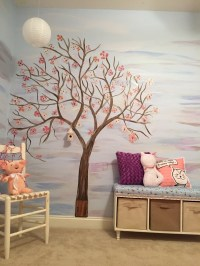 Top 15 of Painted Trees Wall Art
