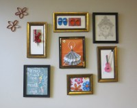 15 Inspirations of Framed 3D Wall Art