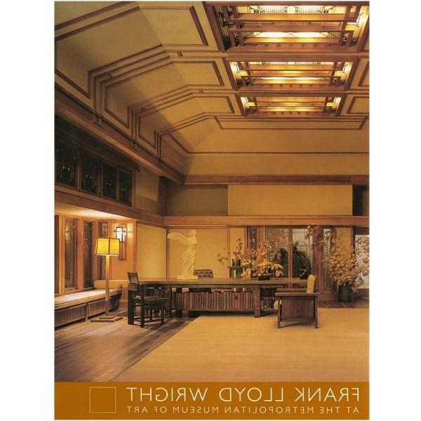 Inspirations Of Frank Lloyd Wright Wall Art
