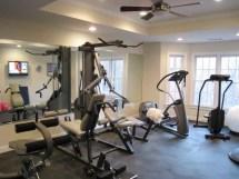Basement Home Gym Design Ideas