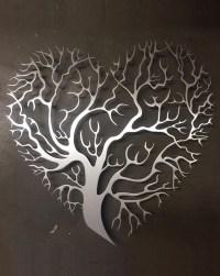 Best 15+ of Heart Shaped Metal Wall Art