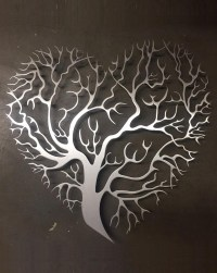 Best 15+ of Heart Shaped Metal Wall Art