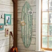 Attractive Decorative Surfboard Wall Art Sketch - Wall Art ...