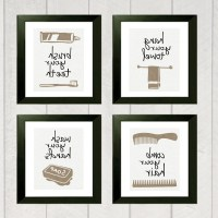 15 Collection of Kids Bathroom Wall Art