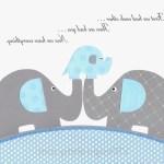 15 The Best Elephant Wall Art For Nursery