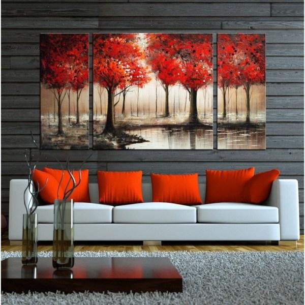 3 Piece Canvas Wall Art Sets
