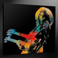 15 Best Ideas of Led Zeppelin Wall Art