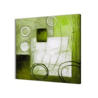 15 Inspirations of Lime Green Wall Art