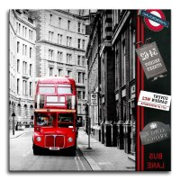 15 Best Collection of London Scene Wall Art