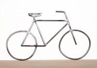 Article: Metal Dirt Bike Wall Art