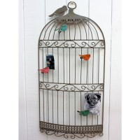 15 Best Collection of Metal Birdcage Wall Art