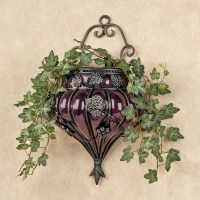 15 Collection of Metal Grape Wall Art