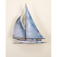 15 The Best Metal Sailboat Wall Art