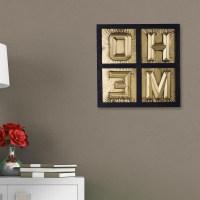 15 Inspirations of Framed 3D Wall Art