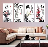 15 Best Ideas of Asian Themed Wall Art