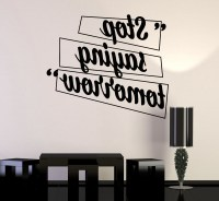 15 Collection of Inspirational Wall Decals For Office