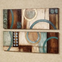 Best 15+ of Turquoise And Brown Wall Art