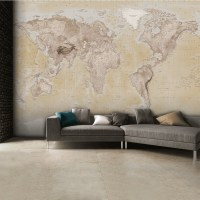 15 Best Collection of Atlas Wall Art