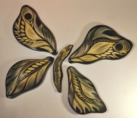 Ceramic Wall Art - Photos Wall and Door Tinfishclematis.Com