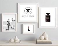 15 Best Chanel Wall Decor