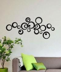 Showing Photos of 3D Circle Wall Art (View 8 of 15 Photos)