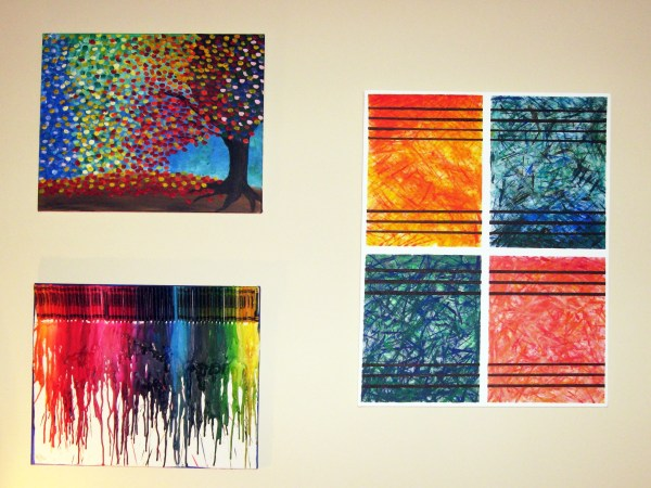 DIY Canvas Painting Ideas Abstract