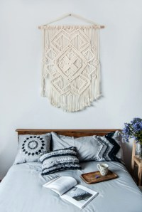 Boho Chic Wall Art - Photos Wall and Door Tinfishclematis.Com