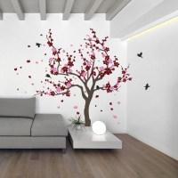 2018 Best of Cherry Blossom Vinyl Wall Art