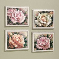 2018 Best of Rose Canvas Wall Art
