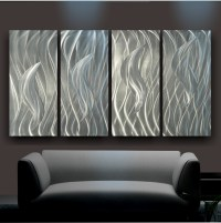 2018 Popular Swirl Metal Wall Art