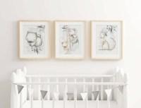 15 The Best Nursery Framed Wall Art