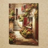 15 Best Ideas of Tuscan Italian Canvas Wall Art