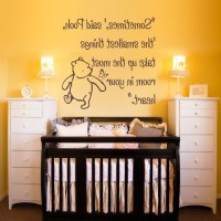 15 Collection of Winnie The Pooh Vinyl Wall Art