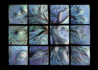 15 Collection of Abstract Ceramic Wall Art