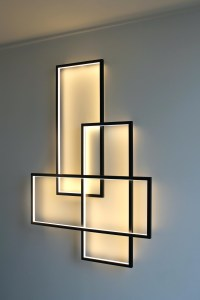 Wall Art Lighting | Lighting Ideas