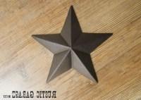 Metal Star Wall Decor - ideasplataforma.com
